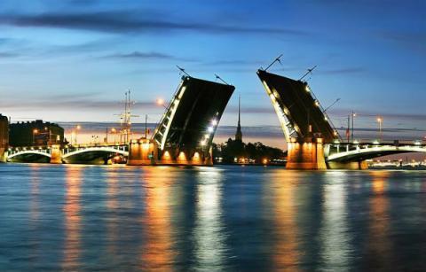 разводные мосты под управлением реле
