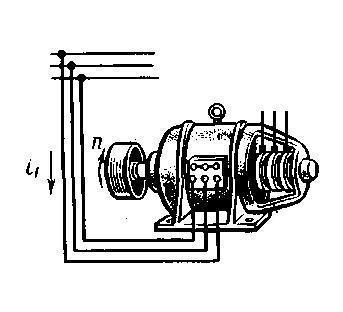 плавный пуск двигателя