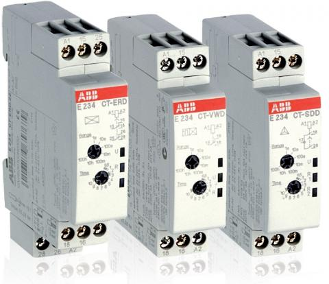 Electronic timer ABB