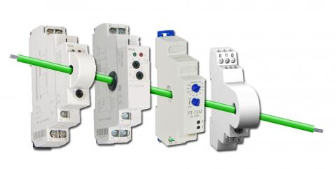 реле контроля тока c встроенным трансформатором