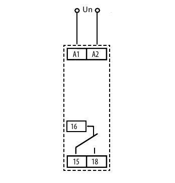 Реле контроля PRI-32