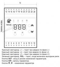панель управления рнпп-302