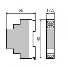 габариты реле ВЛ-42М1