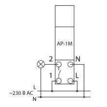 схема АР-1М