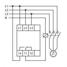 схема подключения rfk-11m