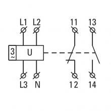 схема электрическая rkf-34