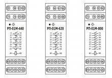 схемы реле РП-01М