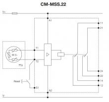 схема CM-MSS.22