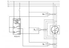 схема PCG-417