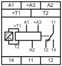 схема подключения ТР-М02
