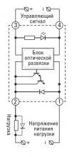 схема реле rtp-1-60-la
