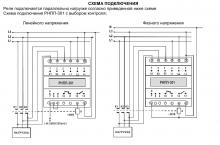 схема рнпп-301