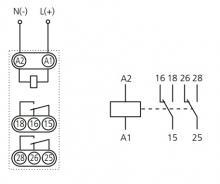 схема ВЛ-156М1