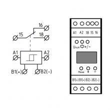 схема реле тока РТ-06М1