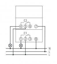 cхема таймера SUL 188