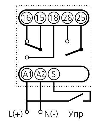 Циклическое реле времени ВЛ-42М1 позволяет установить независимо длительности импульса и паузы в широком временном...