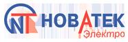 логотип Новатек-электро