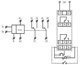 схема подключения ter-7